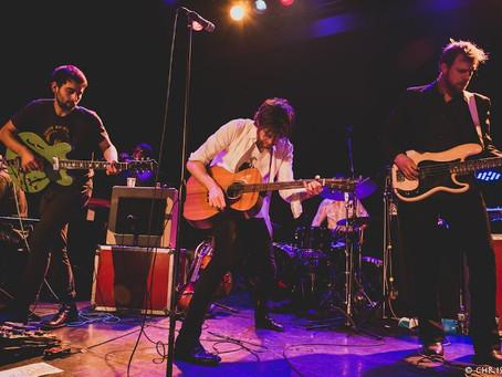 Okkervil River – Bowery Ballroom – New York, NY – November 23, 2015 (A PopEntertainment.com Concert