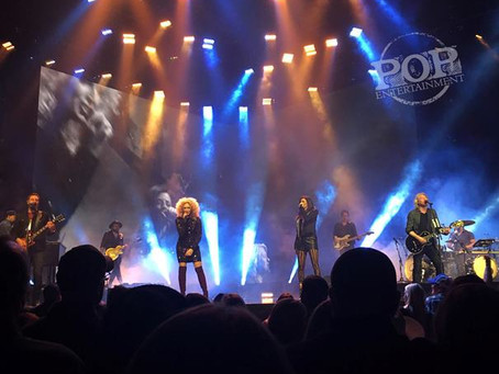 Little Big Town, Kacey Musgraves & Midland – Santander Arena – Reading, PA – March 2, 2018 (A Po