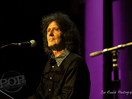 Gilbert O'Sullivan – World Café Live – Philadelphia, PA – July 10, 2019 (A PopEntertainment.com Conc