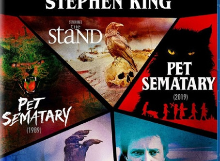 Stephen King 5-Movie Collection (A PopEntertainment.com Video Review)