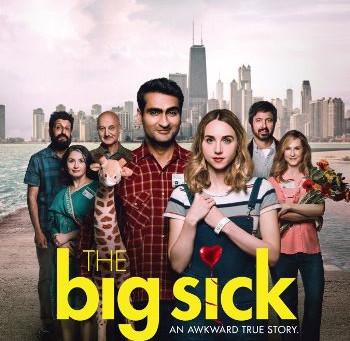 The Big Sick (A PopEntertainment.com Movie Review)