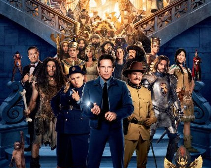 Night at the Museum – Secret of the Tomb (A PopEntertainment.com Movie Review)