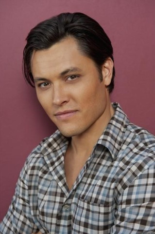 "Blair Redford stars in ""The Lying Game"""