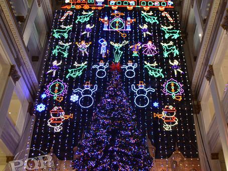 Macy's Center City Philadelphia Welcomes the Holidays… Again