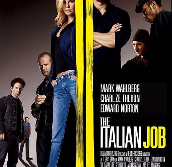 The Italian Job (A PopEntertainment.com Movie Review)