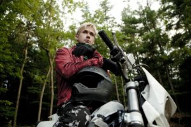 "Ryan Gosling in ""The Place Beyond the Pines."""