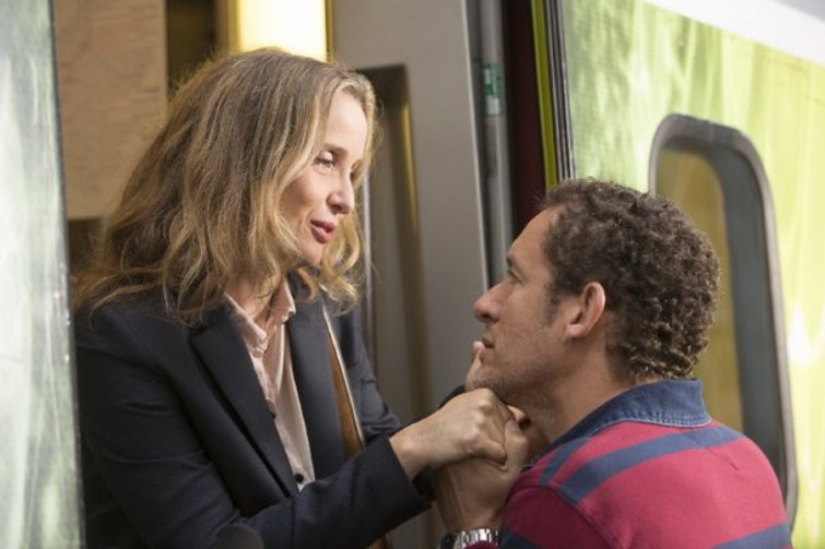 """Julie Delpy and Dany Boon star in """"Lolo."""""""