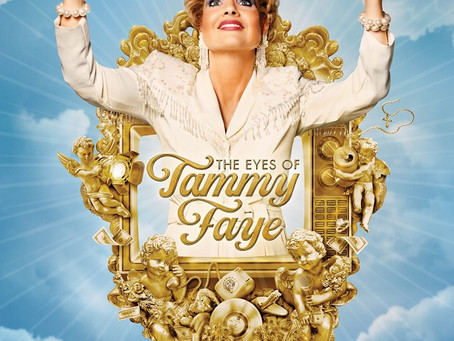 The Eyes of Tammy Faye (A PopEntertainment.com Movie Review)
