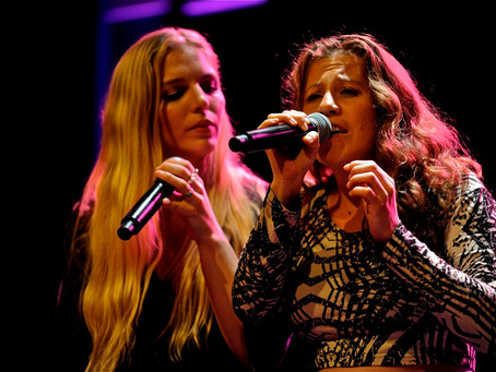 Delta Rae – World Cafe Live – Philadelphia, PA – May 6, 2016 (A PopEntertainment.com Concert Photo A