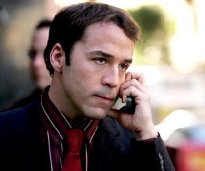 "Jeremy Piven in ""Entourage."""