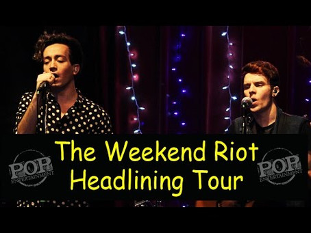 The Weekend Riot NEW Interview!