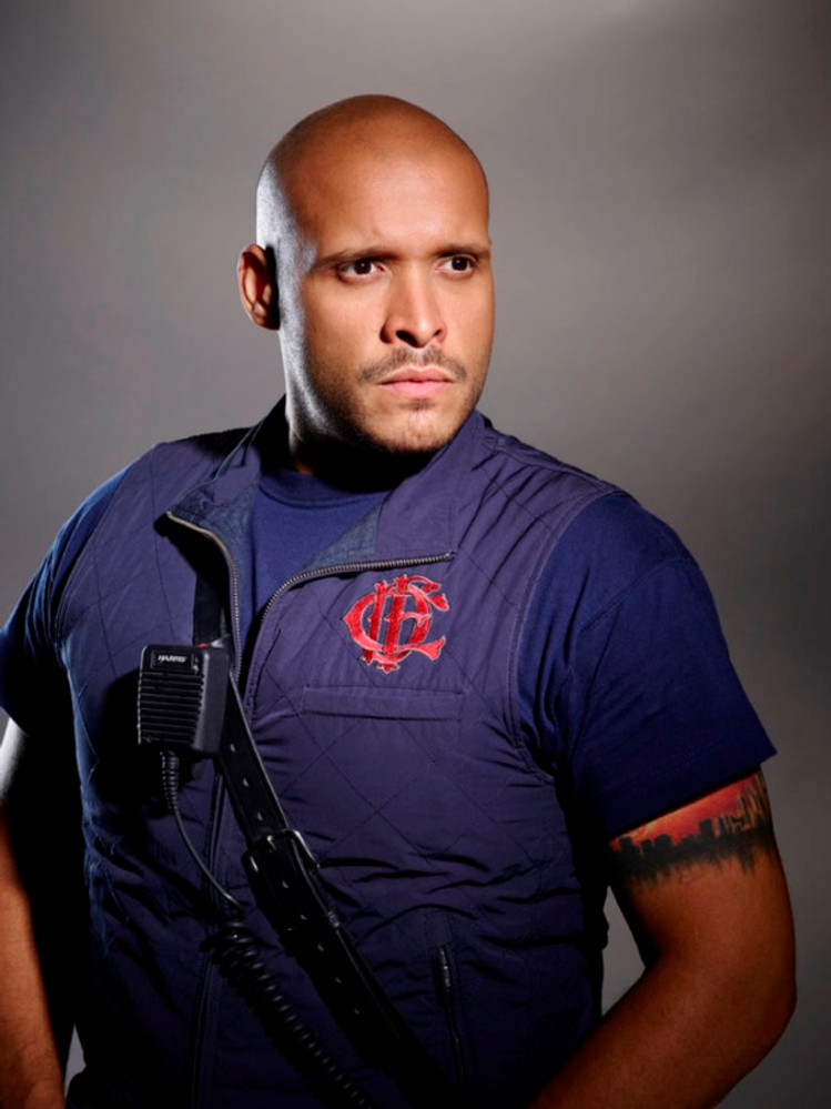 "Joe Minoso in ""Chicago Fire."""