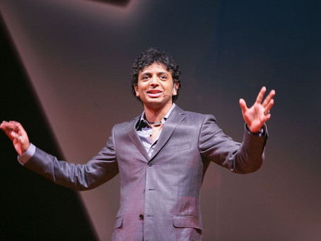 Another Happening from Director M. Night Shyamalan