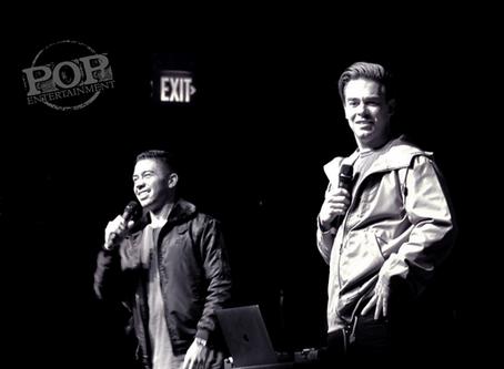Cody Ko and Noel Miller – Franklin Music Hall – Philadelphia, PA – February 6, 2019 (A PopEntertainm