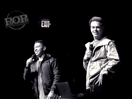 Cody Ko and Noel Miller – Franklin Music Hall – Philadelphia, PA – February 6, 2019 (A PopEntertainm