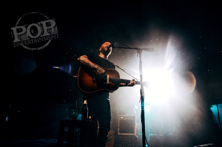 City and Colour – Tower Theater – Upper  Darby, PA – December 8, 2015 - Photo by Shana Bergmann © 2015