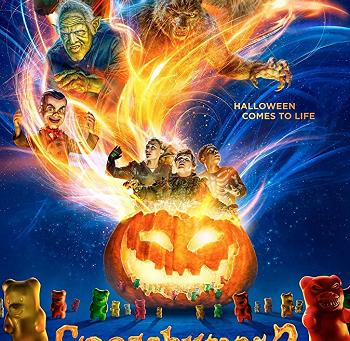 Goosebumps 2 (A PopEntertainment.com Movie Review)