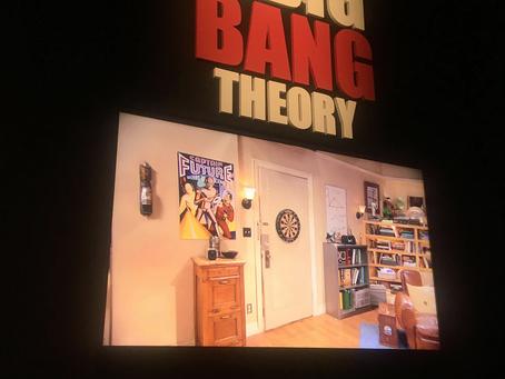 Big Bang Theory comes to life at the Warner Brothers Studio Tour in Burbank