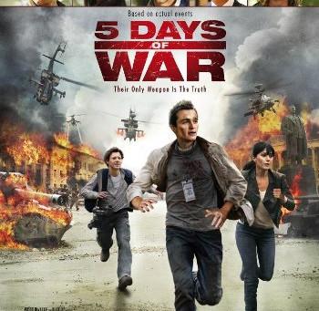 5 Days of War (A PopEntertainment.com Movie Review)