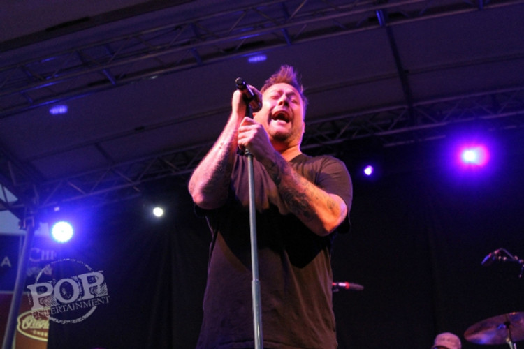 Uncle Kracker performing at Xfinity Live in Philadelphia, August 22, 2015.  Photo copyright 2015 Maggie Mitchell.