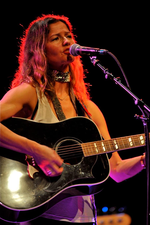 Jill Hennessy - World Café Live - Philadelphia, Pennsylvania - December 2, 2015 Photo by Jim Rinaldi © 2015.
