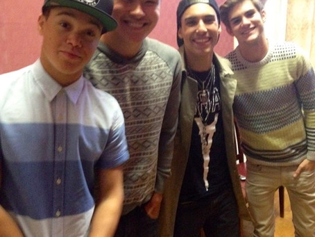 IM5 – Checking Back In With the Boys