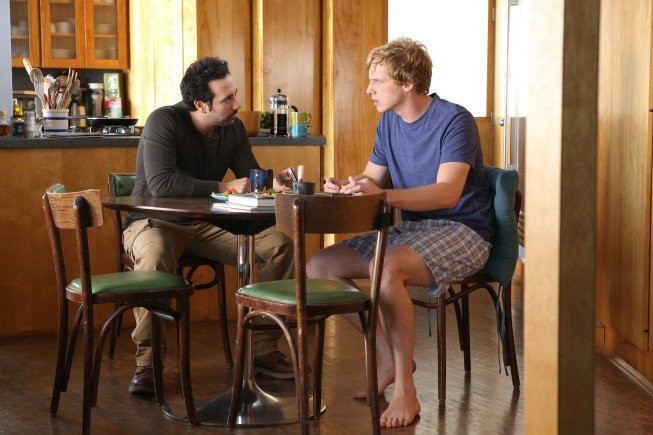 """Desmin Borges and Chris Geere star in the FX comedy """"You're the Worst."""""""