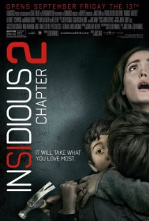 Insidious: Chapter 2 (A PopEntertainment.com Movie Review)