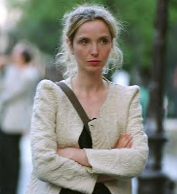 "Julie Delpy stars in ""Before Sunset."""