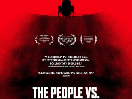 The People vs. Agent Orange (A PopEntertainment.com Movie Review)