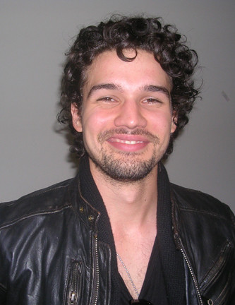 """Steven Strait at the NY press day for """"10000 BC"""""""