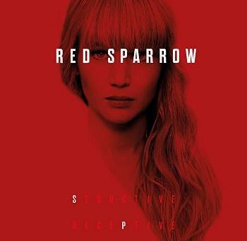 Red Sparrow (A PopEntertainment.com Movie Review)