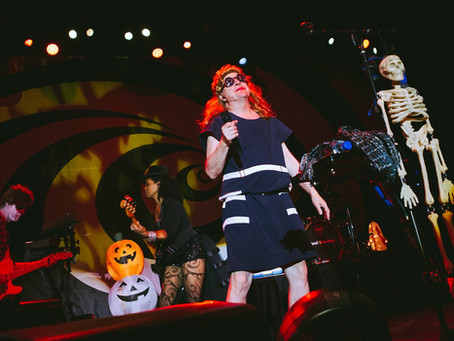 The B-52's Halloween Bash – The Fillmore – Philadelphia, PA – October 30, 2016 (A PopEntertain