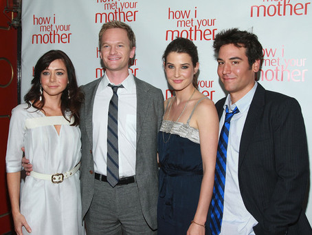 Josh Radnor, Cobie Smulders, Neil Patrick Harris and Alyson Hannigan – How I Met Your Mother G