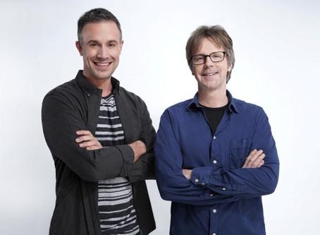 Dana Carvey and Freddie Prinze, Jr. – Making Good First Impressions