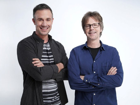 Dana Carvey and Freddie Prinze, Jr. – Making Good First Impressions
