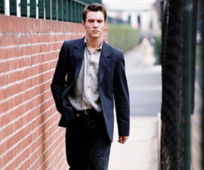 """Jonathan Rhys Meyers in """"Match Point."""""""