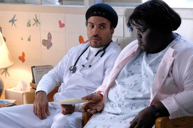 Lenny Kravitz and Gabourey Sibide star in Precious: Based on the Novel Push by Sapphire
