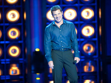Nick Lachey – Leading the Sing-Off