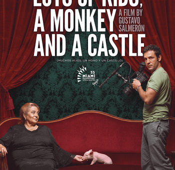 Lots of Kids, A Monkey and a Castle (A PopEntertainment.com Movie Review)