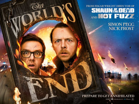 The World's End (A PopEntertainment.com Movie Review)