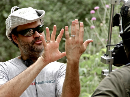 Eduardo Sánchez – The Blair Witch Director Takes On Bigfoot