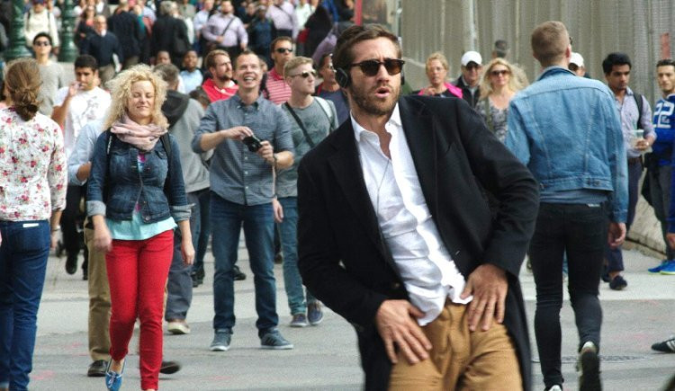 Jake Gyllenhaal stars in Demolition.