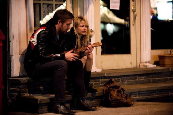 "Ryan Gosling and Michelle Williams star in ""Blue Valentine."""