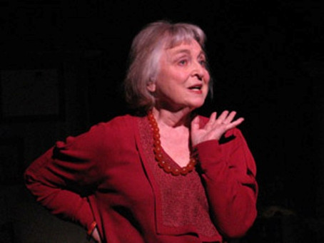 Rebecca Schull – On the Naked Stage
