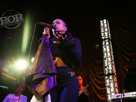 Jamila Woods – The Foundry – Philadelphia, PA – June 3, 2019 (A PopEntertainment.com Concert Photo A