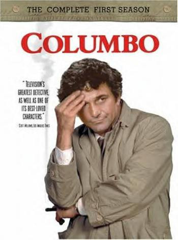 Columbo - The Complete First Season