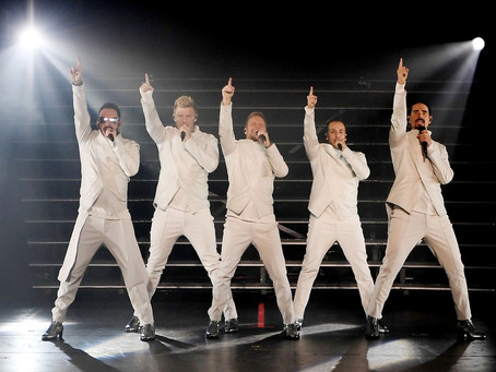 Backstreet Boys – The Axis Theater – Las Vegas, NV – March 8, 2017 (A PopEntertainment.com Concert R