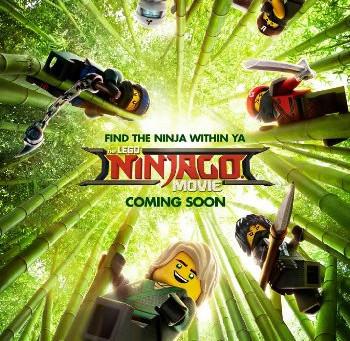 The Lego Ninjago Movie (A PopEntertainment.com Movie Review)