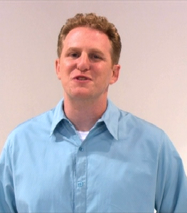 """Michael Rapaport in """"The War at Home"""""""